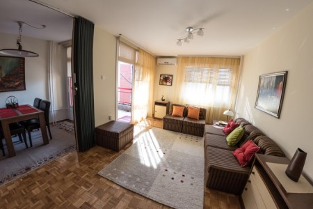 Four Bedroom Apartment AMN Banjica Belgrade Vozdovac