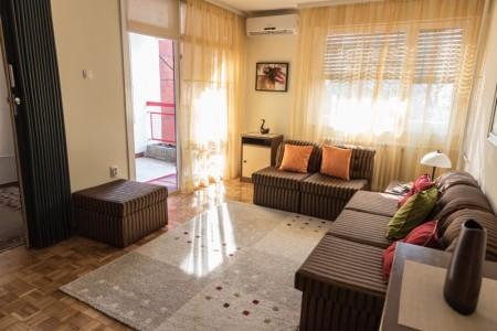 apartments belgrade vozdovac apartment amn banjica3