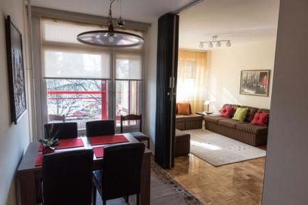 apartments belgrade vozdovac apartment amn banjica4