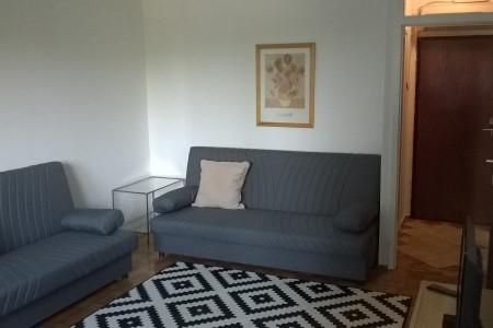 Trosoban Apartman Simic Beograd Novi Beograd