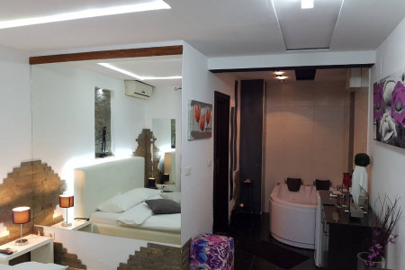 Studio Apartment Lotus Belgrade Zvezdara