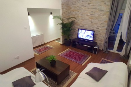 Two Bedroom Apartment Mariva Belgrade Center