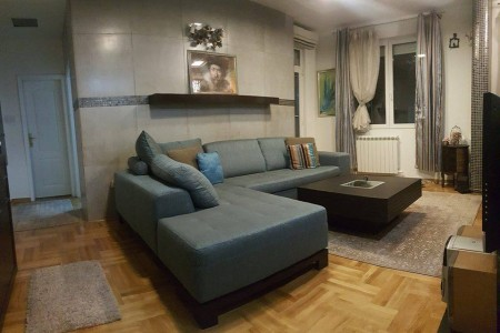 Two Bedroom Apartment Home Belgrade Center