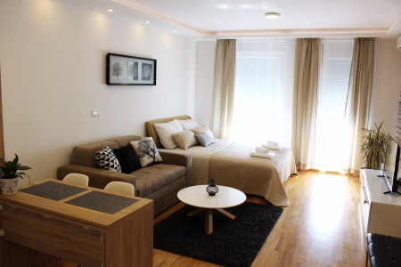 Jednosoban Apartman Milano 2 Beograd Novi Beograd
