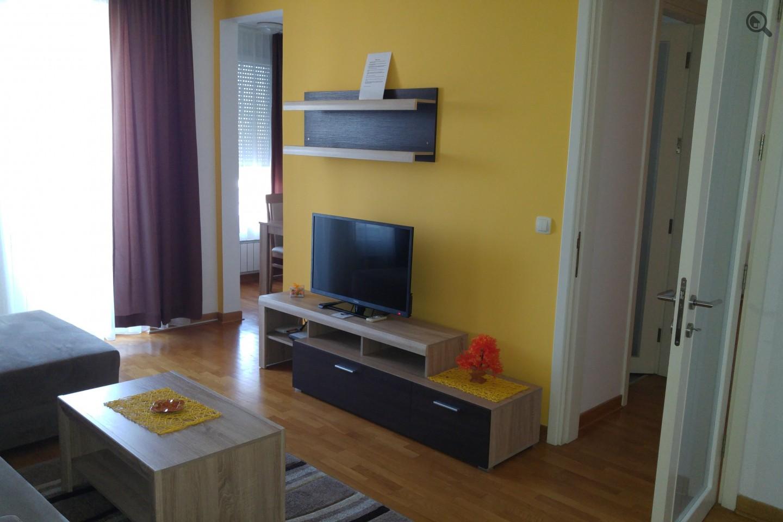 Dvosoban Apartman Neva Beograd Novi Beograd
