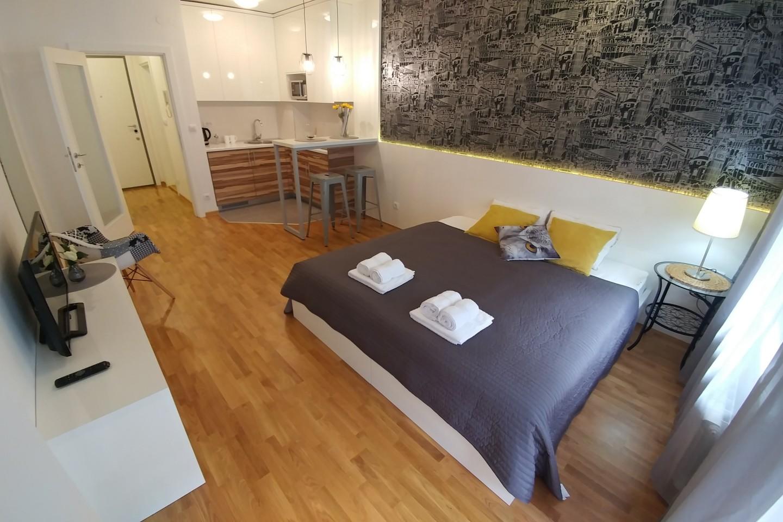 Studio Apartman Atlantik Beograd Novi Beograd
