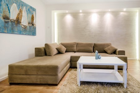 Two Bedroom Apartment Impuls Belgrade New Belgrade