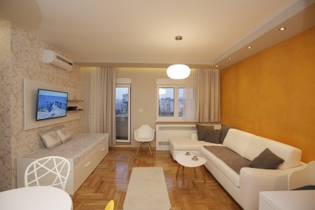 Two Bedroom Apartment Ruzvelt Belgrade Palilula