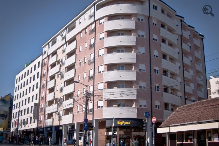 Stan , Beograd (grad) , Kratkoročno izdavanje | Dvosoban Apartman Ruzvelt Beograd Palilula
