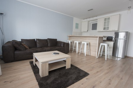 Three Bedroom Apartment Apartmare Belgrade Vracar
