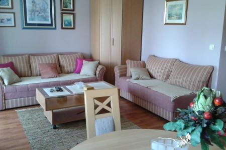 Two Bedroom Apartment Rabbit Belgrade Rakovica