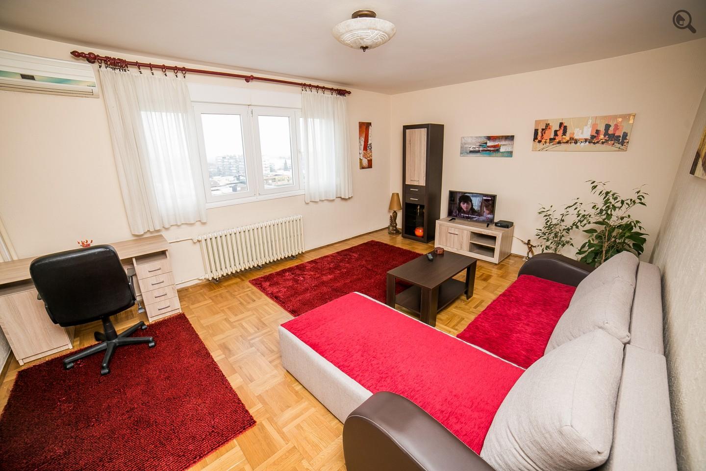 Dvosoban Apartman Sunrise Beograd Novi Beograd