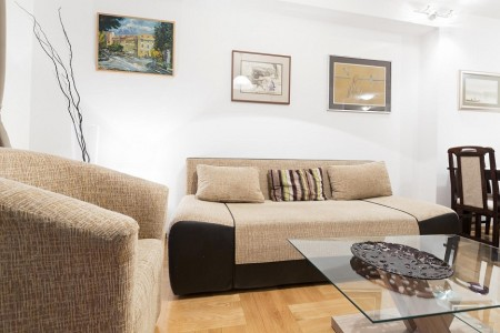 Two Bedroom Apartment Sedmica Belgrade Zvezdara