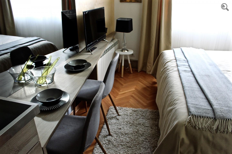 Studio Apartman Opereta Beograd Centar