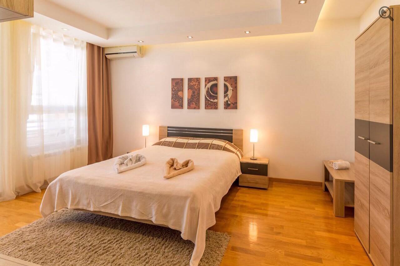 Jednosoban Apartman Nevena Belvil Beograd Novi Beograd