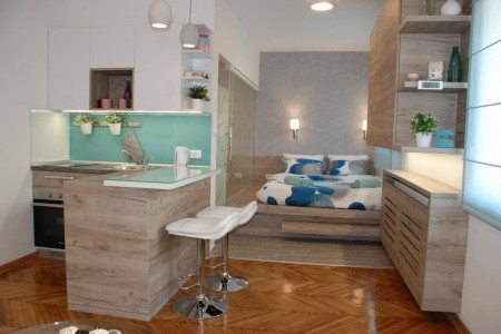 Studio Apartment Bg Oaza Belgrade Center