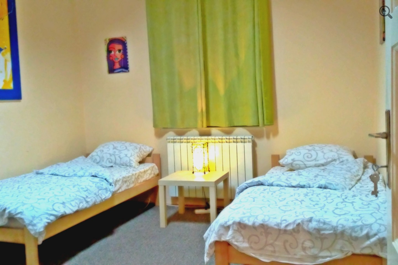 Trosoban Apartman Tri Šešira Beograd Centar