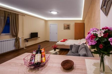 Studio Apartment Ruski car Belgrade Center
