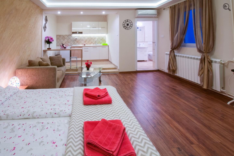Studio Apartman Ruski car Beograd Centar
