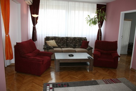 Three bedroom Apartment Kaplar 2 Belgrade New Belgrade