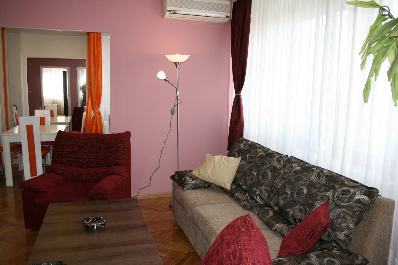 Trosoban Apartman Kaplar 2 Beograd Novi Beograd