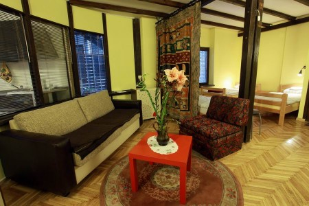One bedroom Apartment Ferit 1 Belgrade Savski Venac