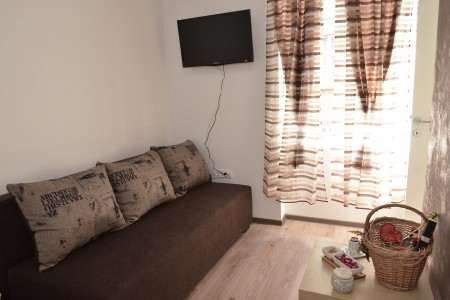 One Bedroom Apartment Sava Belgrade Savski Venac
