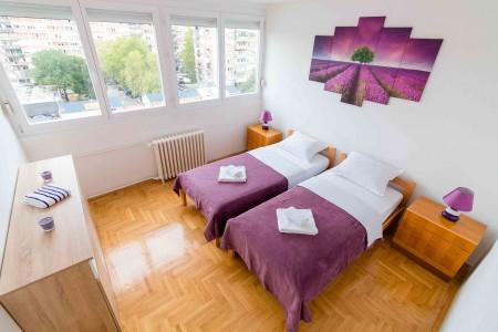 Trosoban Apartman Delucas Beograd Novi Beograd