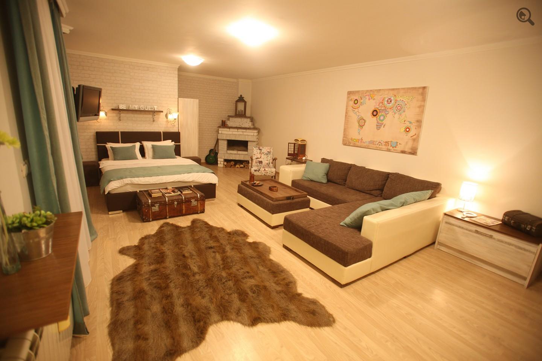 Jednosoban Apartman Queen Beograd Zvezdara
