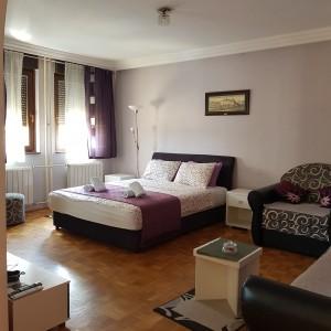 Jednosoban Apartman Glorija Beograd Novi Beograd