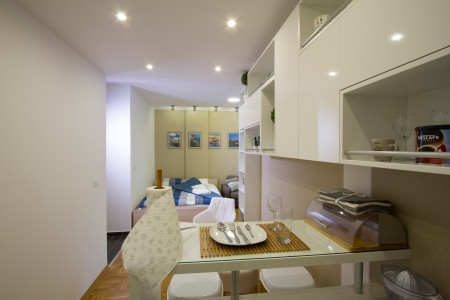 Studio Apartment Lux Life Belgrade Palilula