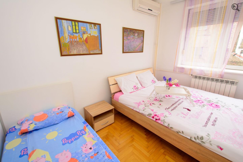 Dvosoban Apartman Vanesa grada Beograd Savski Venac