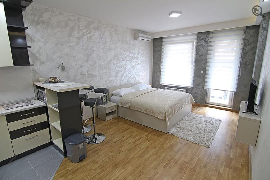 Studio Apartman A Blok Beograd Novi Beograd