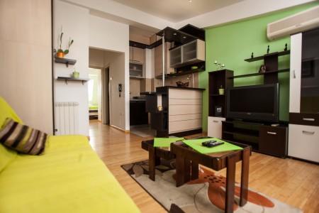 Dvosoban Apartman Oasis Beograd Centar