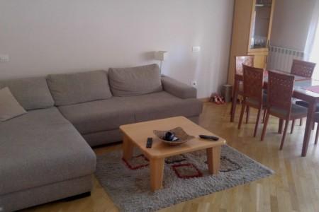 Two Bedroom Apartment Bayamo Belgrade Vozdovac