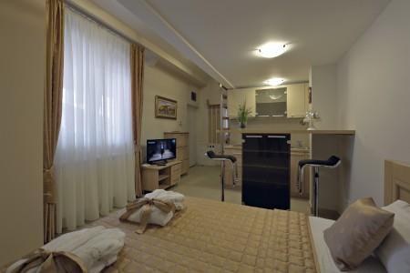 Jednosoban Apartman Anastasija Beograd Savski Venac