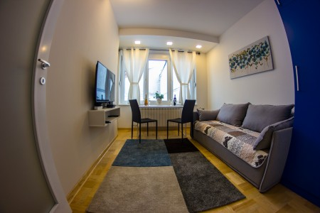 Two Bedroom Apartment Stefani Belgrade Center