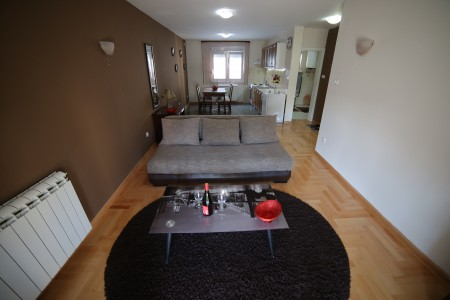 Two Bedroom Apartment Kotez Belgrade Palilula