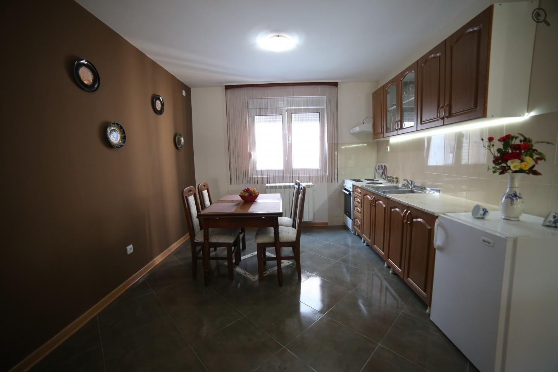 Dvosoban Apartman Kotež Beograd Palilula