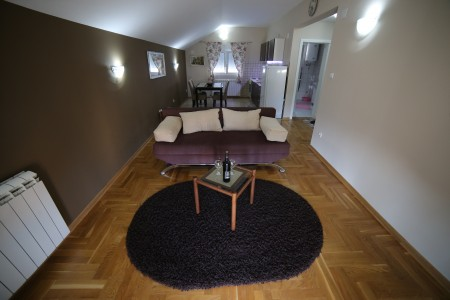 Two Bedroom Apartment Kotez 1 Belgrade Palilula