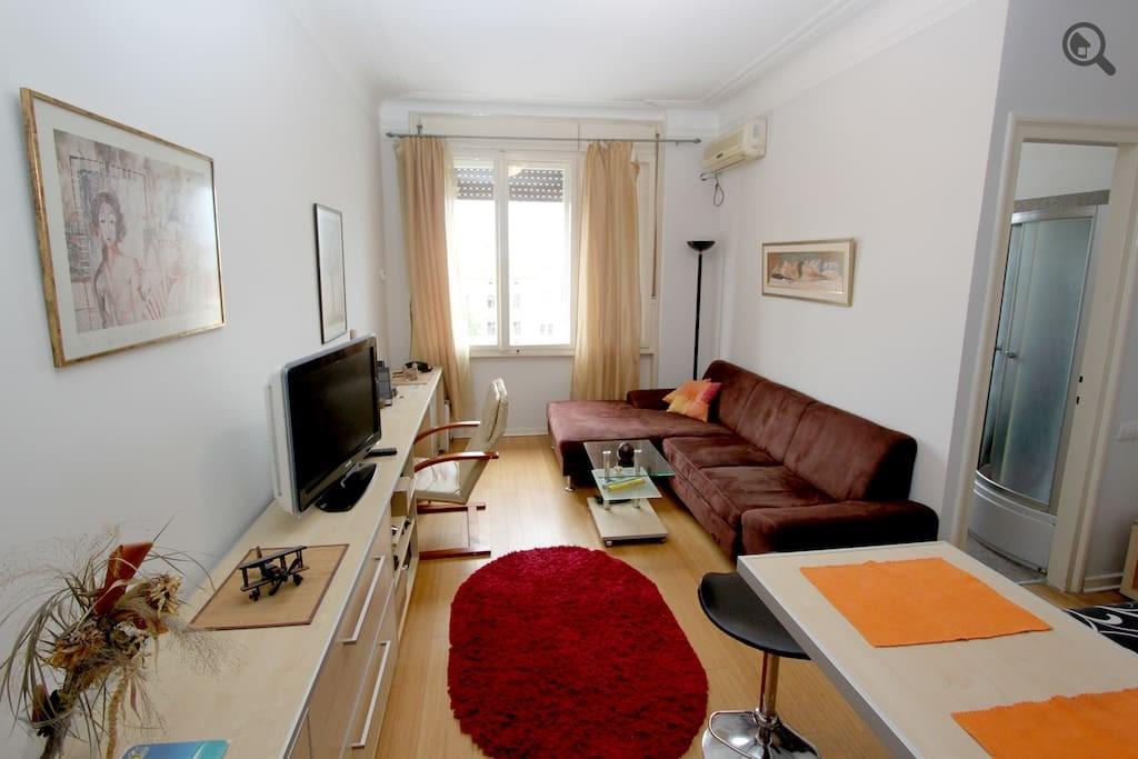 Studio Apartman Lavanda Beograd Savski Venac