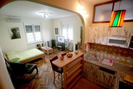 Studio Apartment Nika Belgrade Palilula