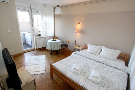 Studio Apartment Dejzi Belgrade Center