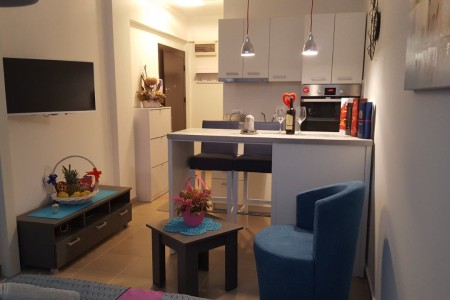 Studio Apartment Idila Belgrade Palilula