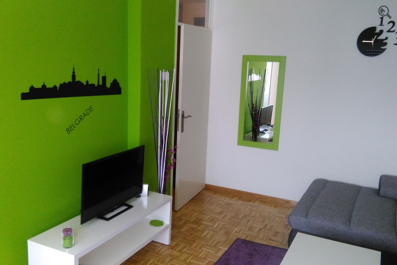 Belgrade Apartment | Two Bedroom Apartment Donji grad Belgrade Center | Short Term Rentals