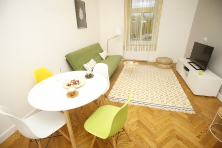 Two Bedroom Apartment Tramvaj 1 Belgrade Zvezdara