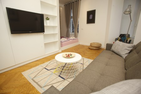 Studio Apartment Tramvaj 2 Belgrade Zvezdara
