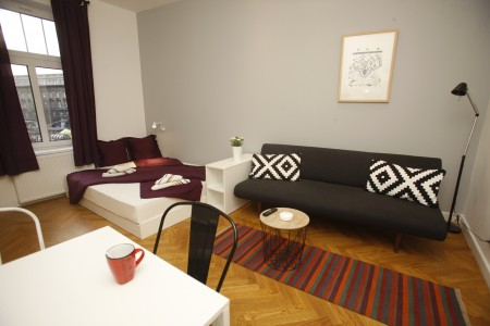 Studio Apartment Tramvaj 3 Belgrade Zvezdara