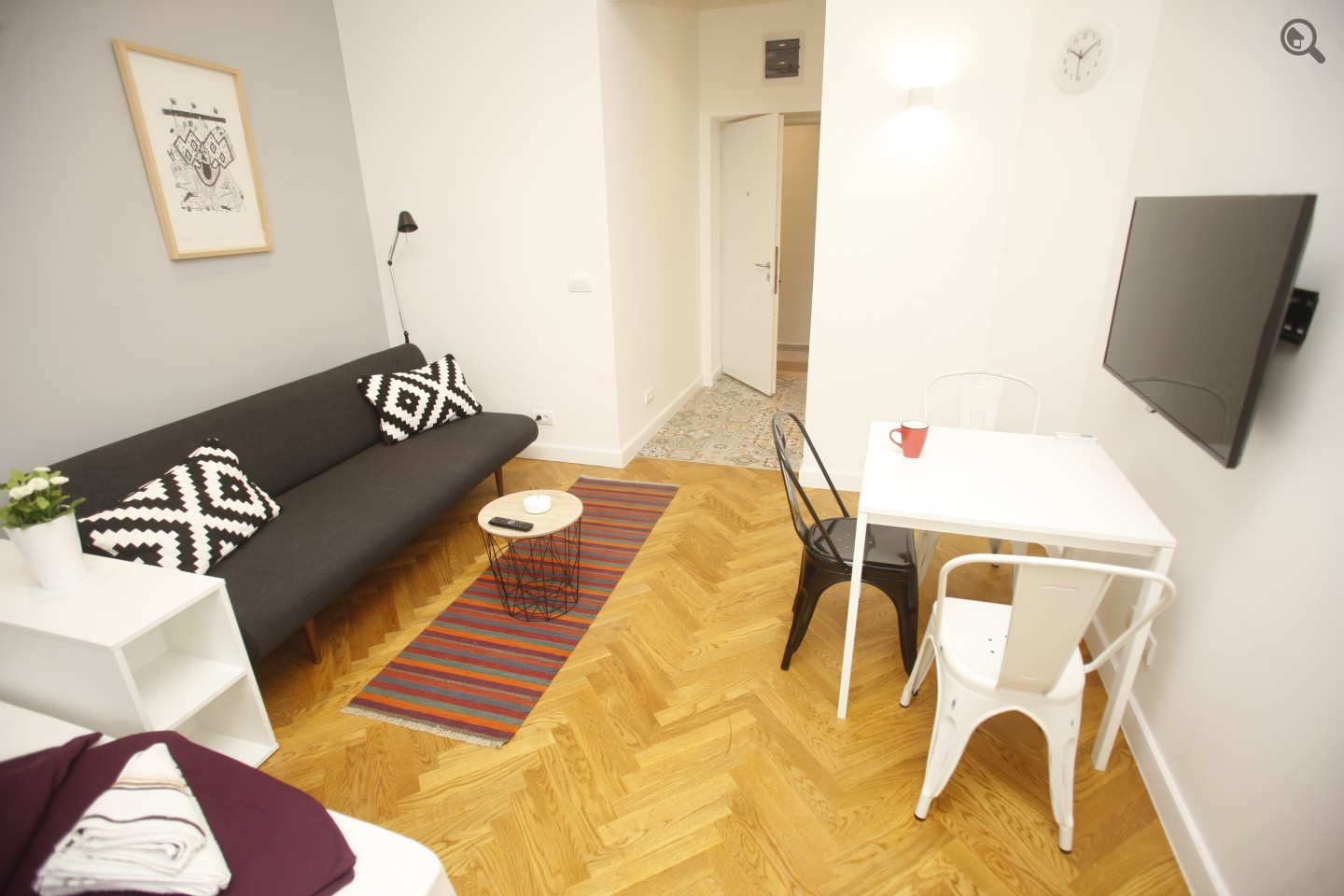 Belgrade Apartment | Studio Apartment Tramvaj 3 Belgrade Zvezdara | Short Term Rentals