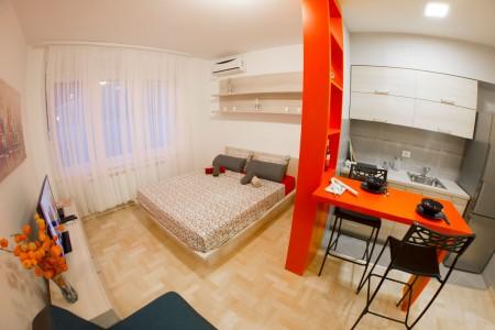 Jednosoban Apartman Stefani 1 Beograd Centar
